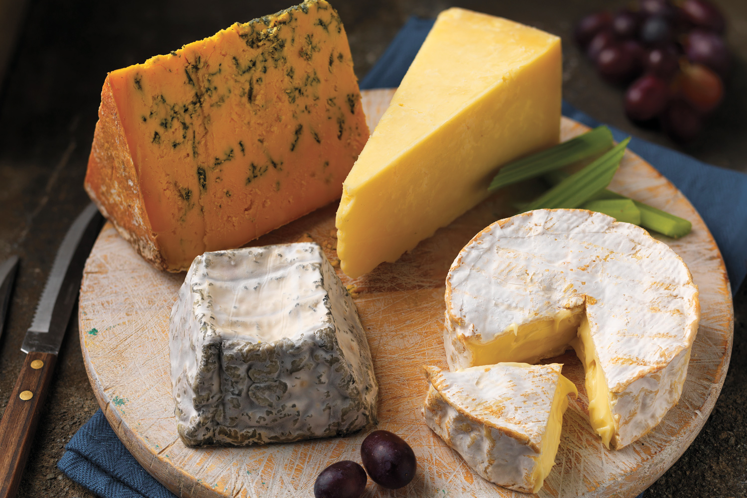 Great British Cheese Selection - Cheese