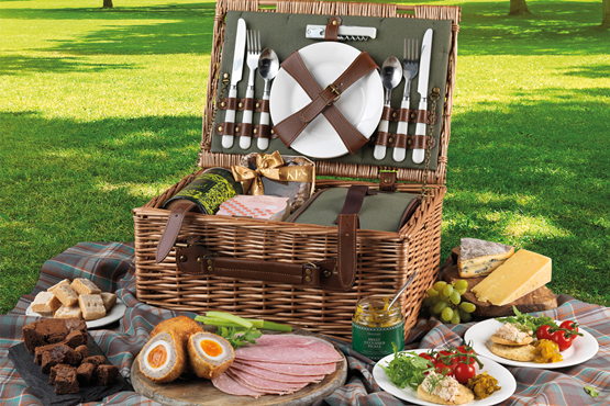 The Chetton Picnic Hamper for 2