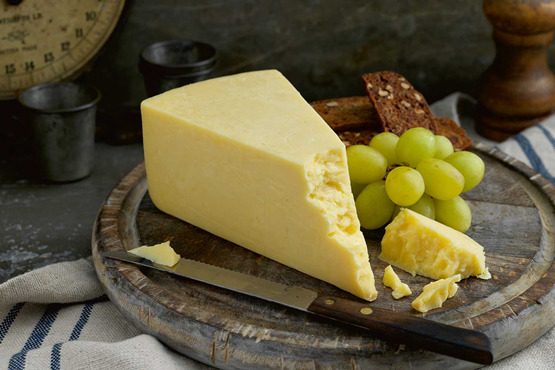 westcombe cheddar  cheese