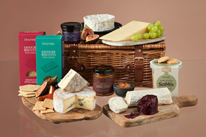 Cheese Lover''s Hamper