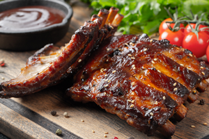 Chinese Spare Ribs (2 racks)