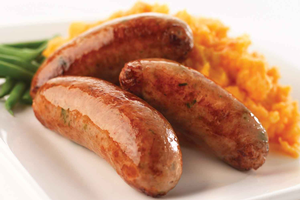 Pork & Leek Sausages  - Single Pac