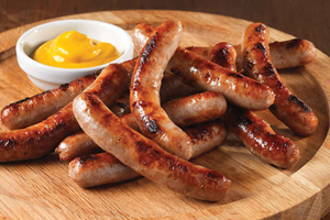 Prime Pork Chipolatas 4 packs