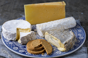 British Artisan Cheese Selection