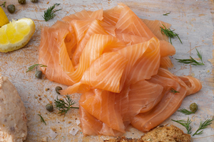 Sliced Beech Smoked Salmon