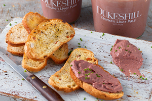 Chicken Liver Pate with Port