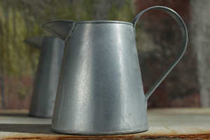 Galvanised Steel Jug
