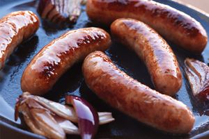 Extra Meaty Pork Sausages (Gluten Free)