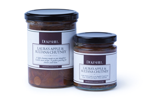 Laura''s Apple & Sultana Chutney