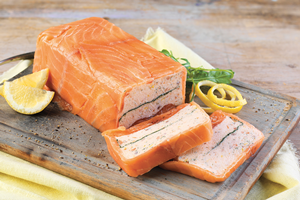Luxury Salmon Terrine