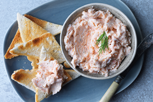 Luxury Smoked Salmon Pate