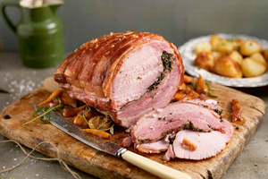 Small British Porchetta Roasting Joint