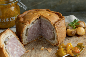Extra Large Pork Pie - 790g