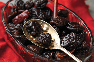 Spiced Prunes Kilner Jar