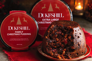 Very Special Christmas Pudding