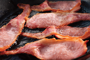 Wiltshire Cured Back Bacon 300g
