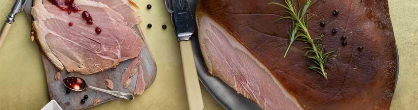 Shropshire Black Ham